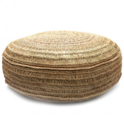 Pouf Seagrass - Naturel - L