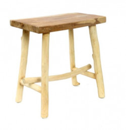 The Kalak Stool - Natural