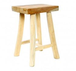The Kudus Stool - Natural