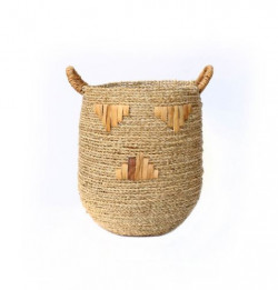 The Chubby Graphic Basket - Medium