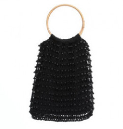 Sac cabas The Night in Night out - Noir
