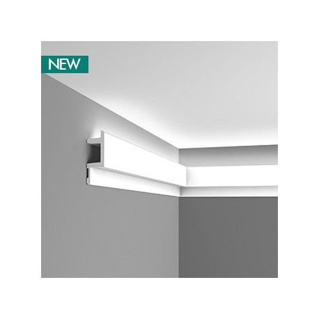Eclairage plafond indirect led