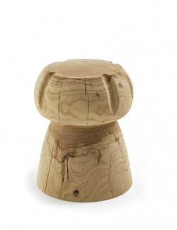 Tabouret Miss Champagne