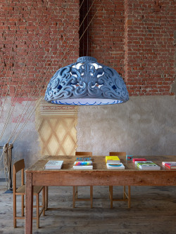 Lampe A Suspension Dame Of Love